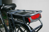 アルミニウムはBafangの中間モーター電気バイクを組み立てる