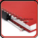 Dagboek van het Blad van het Document van het Boek van de Pu- Nota het Spiraalvormige
