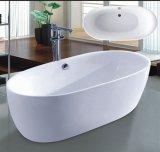 STAZIONE TERMALE della vasca da bagno di ellisse di 1800mm (AT-6130)