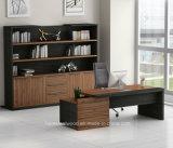 가정 느낌은 상표를 붙인다 사무실 책상에 나무로 되는 호화스러운 사무실 테이블이라고 (HF-JO4019H)