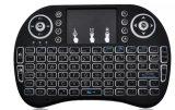 Мыши воздуха мухы Rii I8 дистанционное управление клавиатуры Backlight 2.4GHz франтовской дистанционное беспроволочное