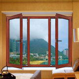 美しい映像Windowsの中国のアルミニウムフレームのドアおよび市場