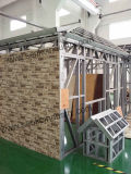金属の外壁のための装飾的な絶縁体のパネル