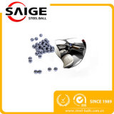 Bola de acero inoxidable de AISI304/304L 6m m para las válvulas médicas de la aplicación