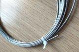 1.4301 (304) 8X7+1X19 1.5mmのステンレス鋼ワイヤーロープ
