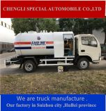 5500liters Planta de llenado de GLP con sistema de llenado de GLP Dispensador Truck