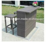 Роскошные Открытый Барный стул Стол и стулья для сада