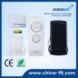 Commutateur à télécommande sans fil de Digitals pour la lumière de ventilateur