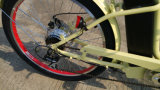 la E-Bici dell'incrociatore della spiaggia di 36c 250W, En15194 ha approvato la bici elettrica poco costosa