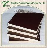 Hoja Shuttering /Board de la madera contrachapada del álamo WBP Brown para la construcción con el mejor precio