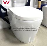 Vaschetta di ceramica fissa della toletta della stanza da bagno moderna della filigrana (6011)