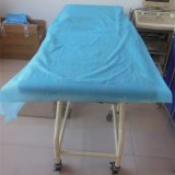 China Manufacturer Tela no tejida desechable Eco-Friendly Non Woven Bedsheet