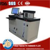 Machine à cintrer de lettre de Ce/FDA/SGS/Co pour faire la lettre en aluminium