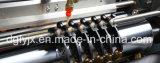 Máquina rígida de alta velocidad de la fabricación de cajas de Automactic (con la máquina de cinta de la esquina)