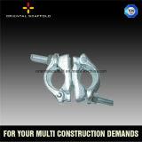 Pipe et ajustage de précision en acier d'échafaudage pour la construction de gaz de pétrole