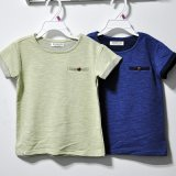 여름 동안 아이 소년 면 t-셔츠