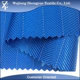 Pu bedekte de Stof van Oxford van de Jacquard van de Visgraat van de Polyester van 100% voor Zak met een laag
