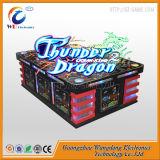 Juego de la pesca de la arcada del dragón del trueno con el vector de juego para la venta