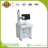 De Machine van de Teller van de Laser van de vezel voor het Graveren van de Medailles van het Naambord van Metalen
