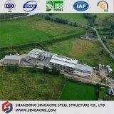 多機能の品質によって組立て式に作られる建物か倉庫またはガレージ