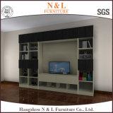 N & L basamenti contemporanei di Lacuqer TV di cottura d'altezza di lucentezza