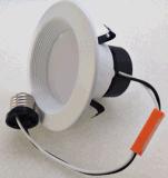 cUL Es 8W de la UL 4 pulgadas de triac Dimmable LED Downlight con 5 años de garantía