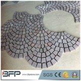 Pietre per lastricati di collegamento del cubo del granito da vendere