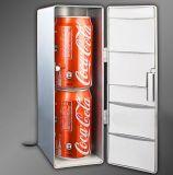 Réchauffeur d'USB et réfrigérateur plus frais du Portable USB, à deux usages de réfrigérateur de refroidisseur de véhicule mini