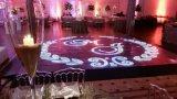 Tanzboden RGB-LED für die Unterhaltung Innen