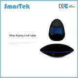 Spreker Bluetooth van de Spreker van de magnetische Levitatie de Draadloze Levitatie ondergaande Drijvende met het LEIDENE Licht van de Kleur