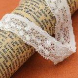 Шнурок франчуза тканья способа фабрики нигерийский мягкий