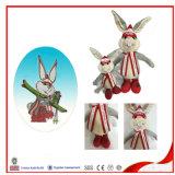 Het Speelgoed van de Pluche van het Konijn van het Beeldverhaal van het konijntje