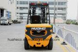 4.0Ton 일본 엔진 (HH40Z-W2-D, ISUZU 4JG2 엔진)를 가진 디젤 엔진 지게차