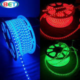 lumière de Noël flexible de bande de 120LEDs 230V 3528 DEL