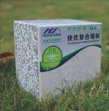 Painel de parede concreto pré-fabricado isolado de pouco peso amigável do sanduíche do cimento de Eco EPS