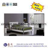 Luxux-PU-ledernes Bett-amerikanische Eichen-Farben-Schlafzimmer-Möbel (B19#)