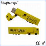 Truck Shape USB Flash Drive em plástico (XH-USB-135)