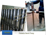 Bomba pneumática do cilindro para a bomba elevada 25000cps da viscosidade