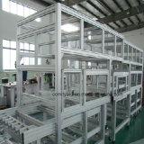 De geanodiseerde Industriële Zilveren Kleur van het Profiel van het Aluminium