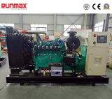 60kw/75kVA 방음 가스 발전기 세트