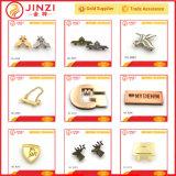 Commercio all'ingrosso diretto della fabbrica tutti i generi di metallo che timbrano gli accessori del hardware dei sacchetti