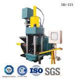 Prensas de enladrillar automáticas hidráulicas de la limalla del metal de Briquetters que reciclan la máquina-- (SBJ-315)