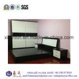 Mobília moderna dos jogos de quarto da melamina de China (SH-029#)