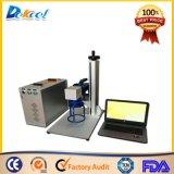 Handheld машина маркировки лазера волокна для металла, нержавеющей стали