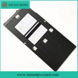 Bandeja de cartão plástica do PVC para a impressora Inkjet de Epson R300