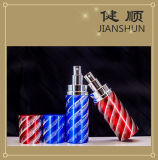 Bottiglia di alluminio dell'estetica della bottiglia dello spruzzo di profumo