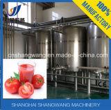 Linha de produção da máquina/tomate de processamento do tomate