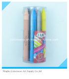 96g 12PCS Plastic Crayons pour étudiants et enfants
