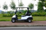 Automobile elettrica di golf di 2 Seater per il terreno da golf