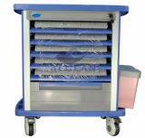 Ce ISO Double Side Movable Hospital Medicina médica ABS Trolley (AG-MT011A1)